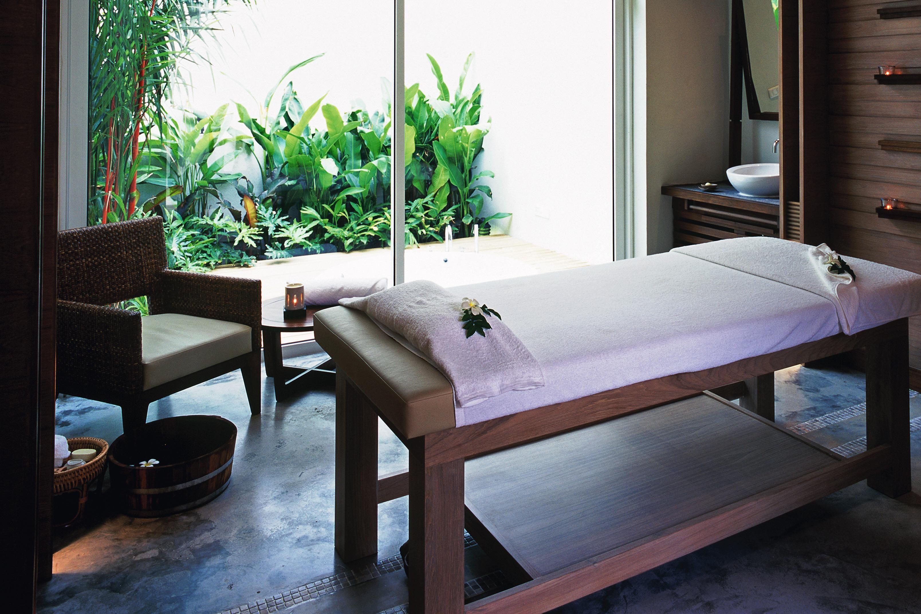 Table de massage - image